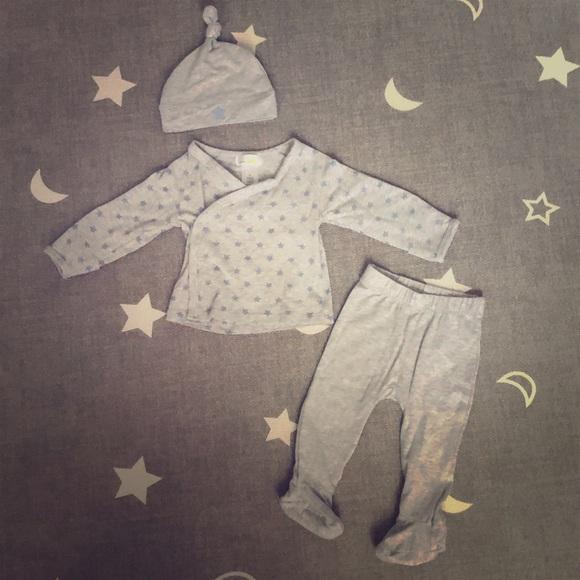 Bloomingdale's Other - Bloomies Baby Pajama Set